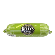 Kelly's Vegetarian High Protein White Pudding 280g